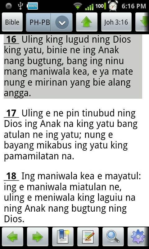 Ang dating biblia 1905 tagalog christmas